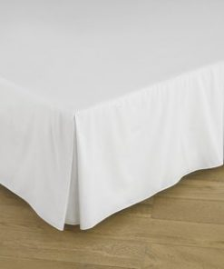Platform Valance Double Bed