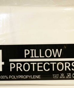 4 pack pillow protectors