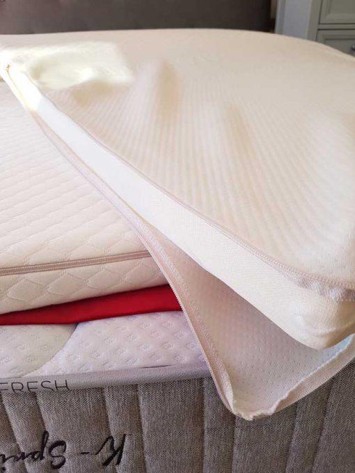 Aloe Vera mattress topper