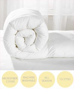 hollowfiber duvet