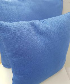 Carmela blue Cushion cover