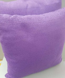 Carmela Lilac Cushion cover