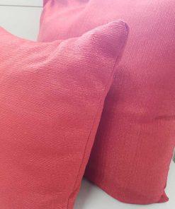 Carmela terracota Cushion cover