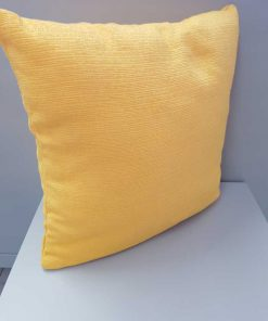 Carmela Yellow Cushion cover