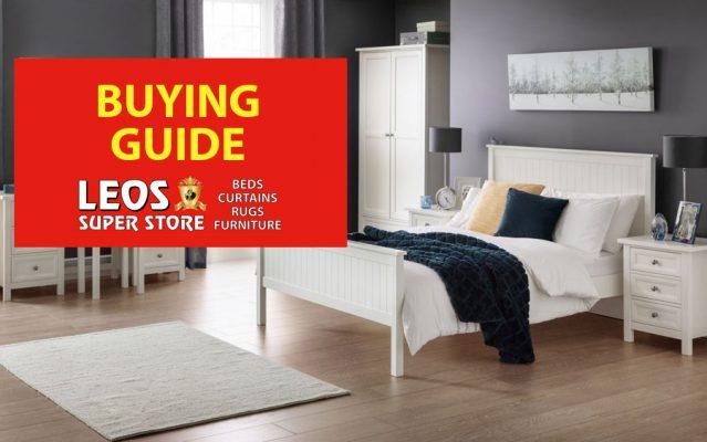 Buying guide soft furnishing