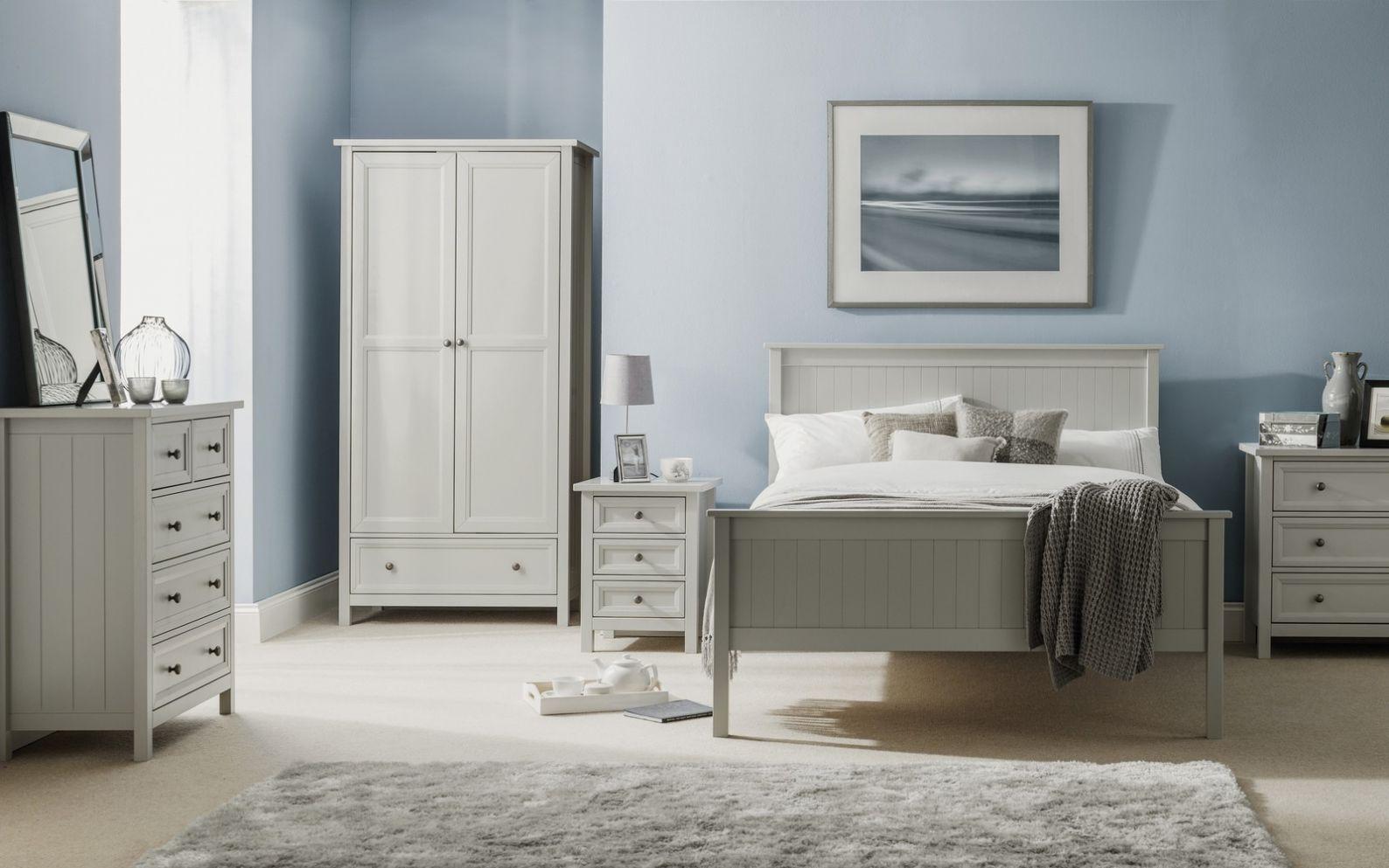 The Dove Grey Bedroom Furniture Maine Leos Online